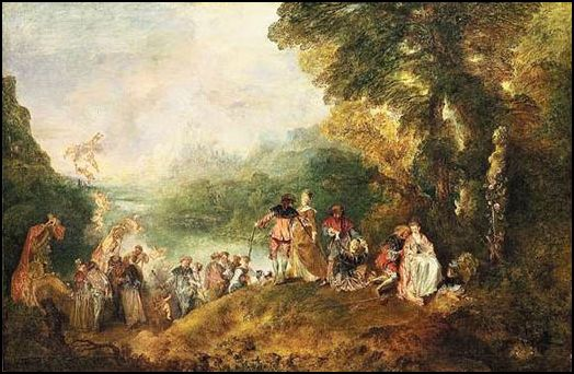 watteau: cythere
